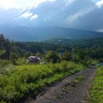 カンパーニャ嬬恋でキャンプ